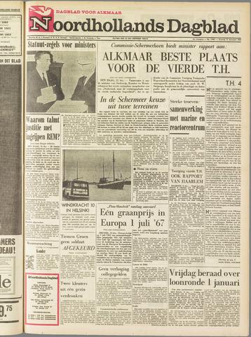 Noordhollands Dagblad : dagblad voor Alkmaar en omgeving 1964-12-15