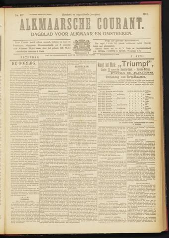 Alkmaarsche Courant 1917-06-02