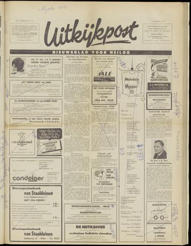 Uitkijkpost : nieuwsblad voor Heiloo e.o. 1972-08-16