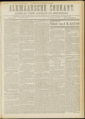Alkmaarsche Courant 1919-11-21