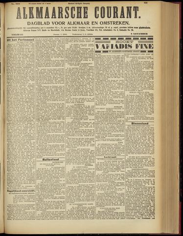 Alkmaarsche Courant 1928-11-09