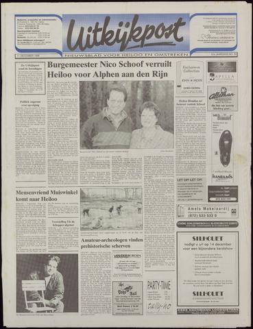 Uitkijkpost : nieuwsblad voor Heiloo e.o. 1996-12-11
