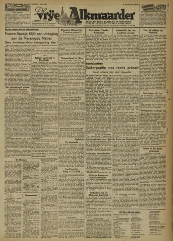 De Vrije Alkmaarder 1946-06-07