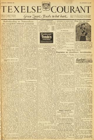 Texelsche Courant 1950-02-04