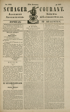 Schager Courant 1883-08-12