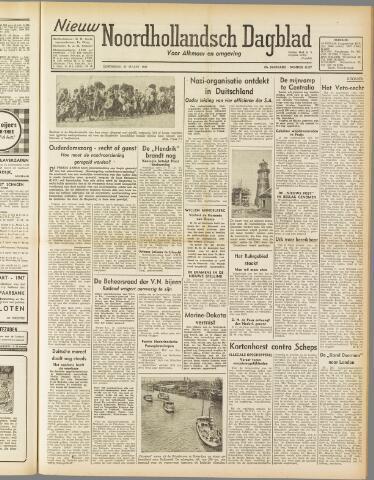 Nieuw Noordhollandsch Dagblad : voor Alkmaar en omgeving 1947-03-27