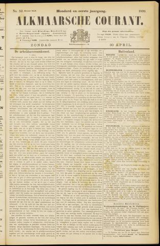 Alkmaarsche Courant 1899-04-30