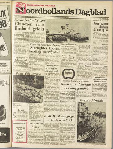 Noordhollands Dagblad : dagblad voor Alkmaar en omgeving 1963-09-06