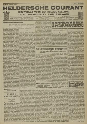 Heldersche Courant 1930-10-23