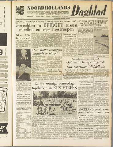 Noordhollands Dagblad : dagblad voor Alkmaar en omgeving 1958-06-16