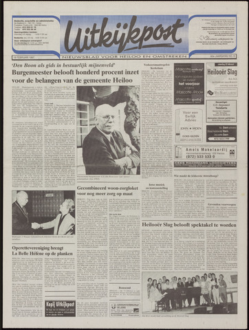Uitkijkpost : nieuwsblad voor Heiloo e.o. 1997-02-19