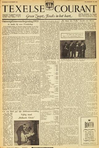 Texelsche Courant 1952-11-26