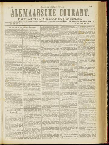 Alkmaarsche Courant 1918-09-05
