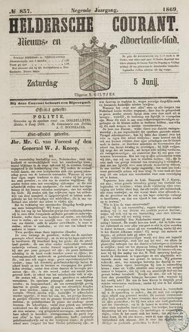Heldersche Courant 1869-06-05