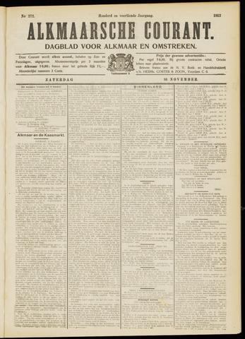 Alkmaarsche Courant 1912-11-16