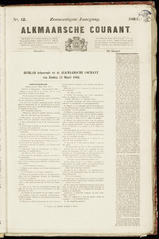 Alkmaarsche Courant 1864-03-13