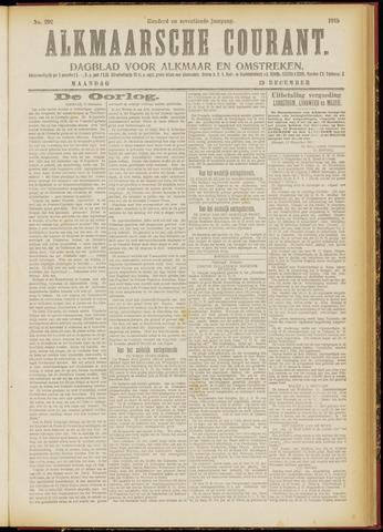 Alkmaarsche Courant 1915-12-13