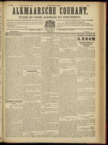 Alkmaarsche Courant 1928-06-13