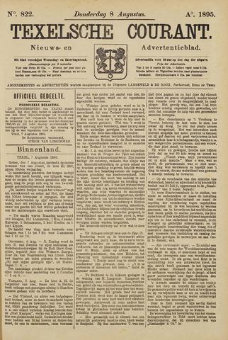 Texelsche Courant 1895-08-08