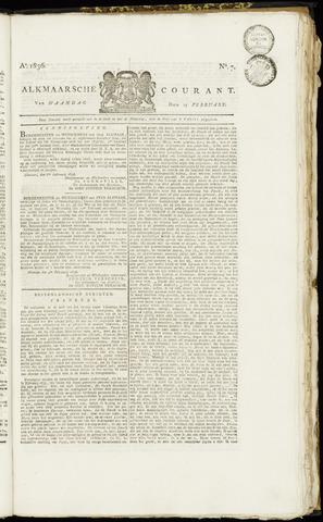 Alkmaarsche Courant 1836-02-15