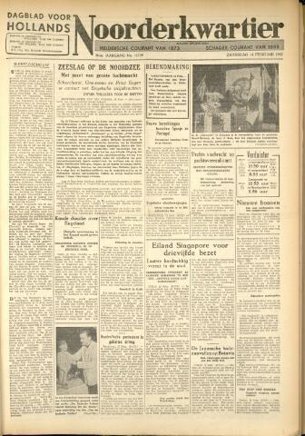 Heldersche Courant 1942-02-14