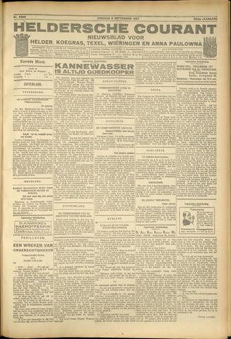 Heldersche Courant 1927-09-06