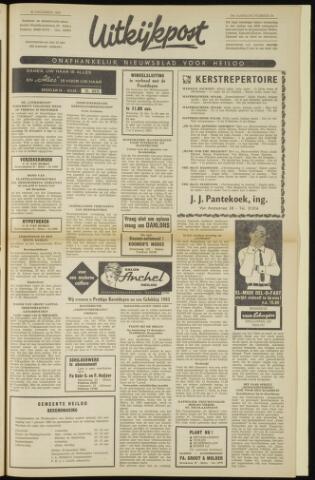 Uitkijkpost : nieuwsblad voor Heiloo e.o. 1962-12-20