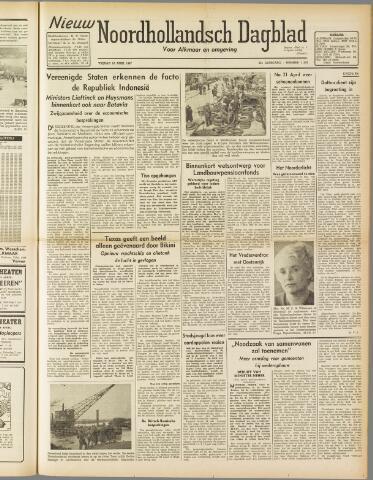 Nieuw Noordhollandsch Dagblad : voor Alkmaar en omgeving 1947-04-18