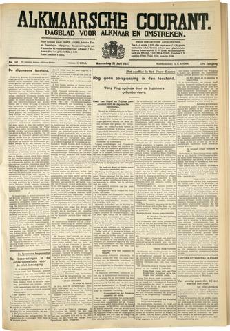 Alkmaarsche Courant 1937-07-21
