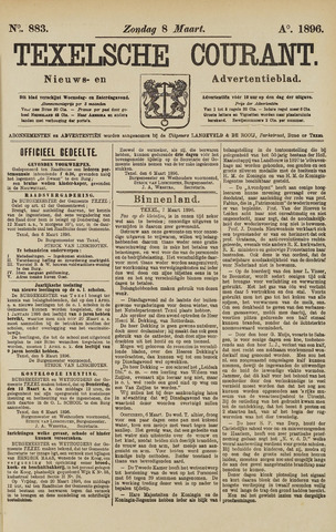 Texelsche Courant 1896-03-08