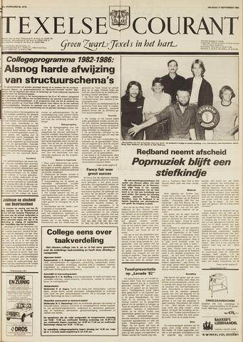 Texelsche Courant 1982-09-17