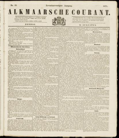 Alkmaarsche Courant 1875-08-15