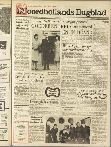 Noordhollands Dagblad : dagblad voor Alkmaar en omgeving 1963-04-19