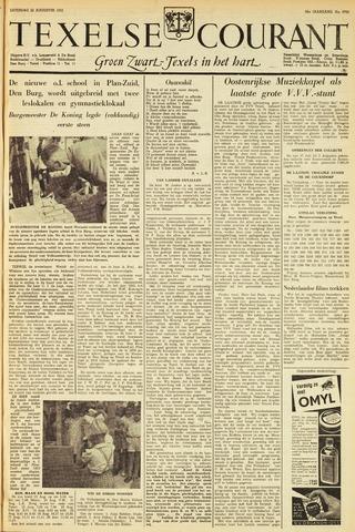 Texelsche Courant 1953-08-22