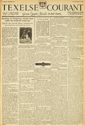 Texelsche Courant 1950-09-09