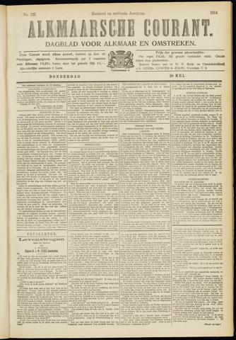 Alkmaarsche Courant 1914-05-28