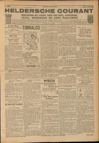Heldersche Courant 1929-07-23