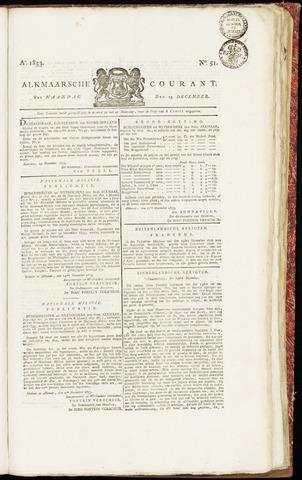 Alkmaarsche Courant 1833-12-23