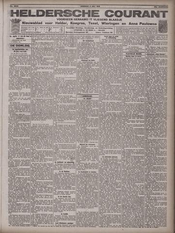 Heldersche Courant 1916-07-04