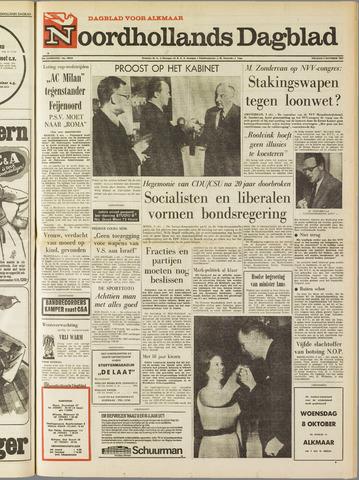 Noordhollands Dagblad : dagblad voor Alkmaar en omgeving 1969-10-03