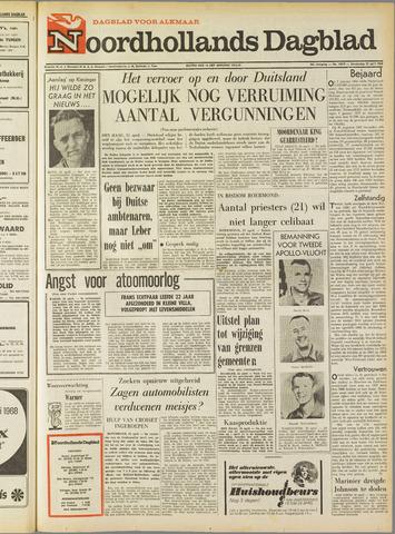 Noordhollands Dagblad : dagblad voor Alkmaar en omgeving 1968-04-25