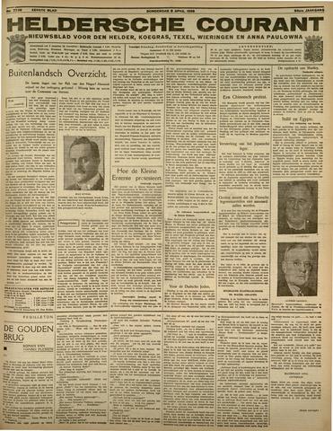 Heldersche Courant 1936-04-09