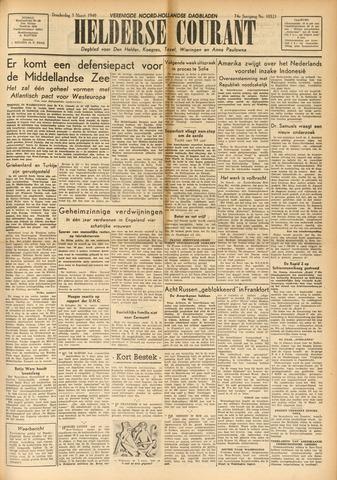 Heldersche Courant 1949-03-03