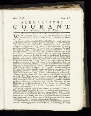 Alkmaarsche Courant 1806-03-17