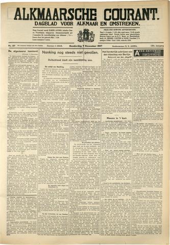 Alkmaarsche Courant 1937-12-09