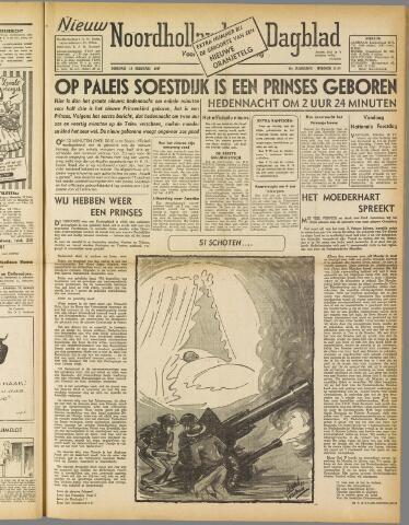 Nieuw Noordhollandsch Dagblad : voor Alkmaar en omgeving 1947-02-18