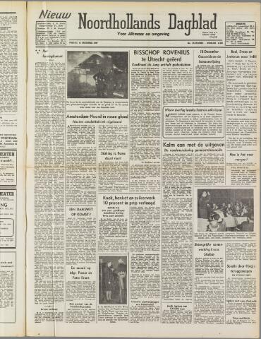 Nieuw Noordhollandsch Dagblad : voor Alkmaar en omgeving 1947-12-12