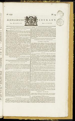 Alkmaarsche Courant 1838-07-16