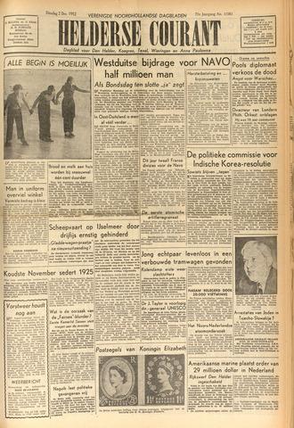 Heldersche Courant 1952-12-02