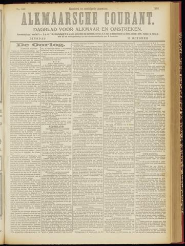 Alkmaarsche Courant 1916-10-10